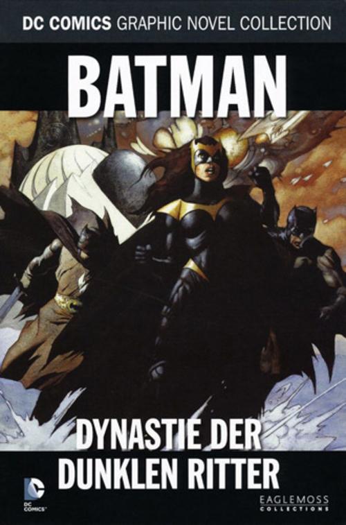(C) Eaglemoss / DC Comics Graphic Novel Collection 78 / Zum Vergrößern auf das Bild klicken