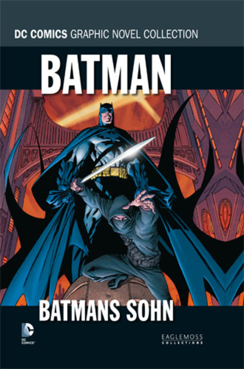 (C) Eaglemoss / DC Comics Graphic Novel Collection 8 / Zum Vergrößern auf das Bild klicken