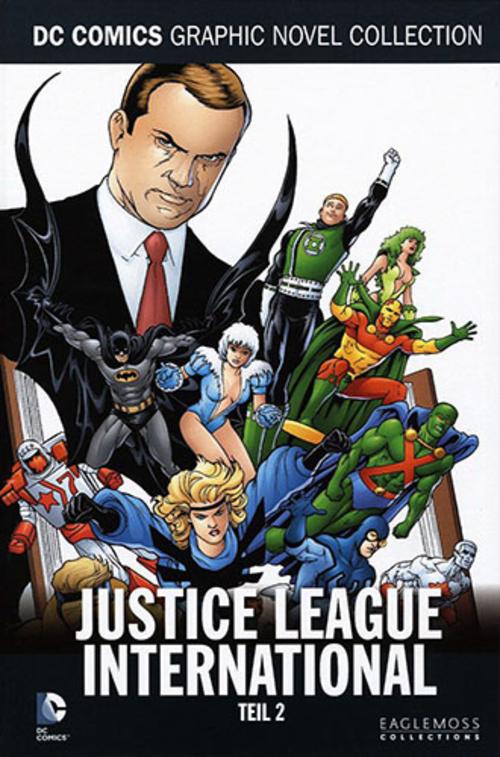 (C) Eaglemoss / DC Comics Graphic Novel Collection 80 / Zum Vergrößern auf das Bild klicken