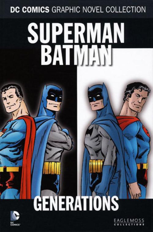 (C) Eaglemoss / DC Comics Graphic Novel Collection 83 / Zum Vergrößern auf das Bild klicken