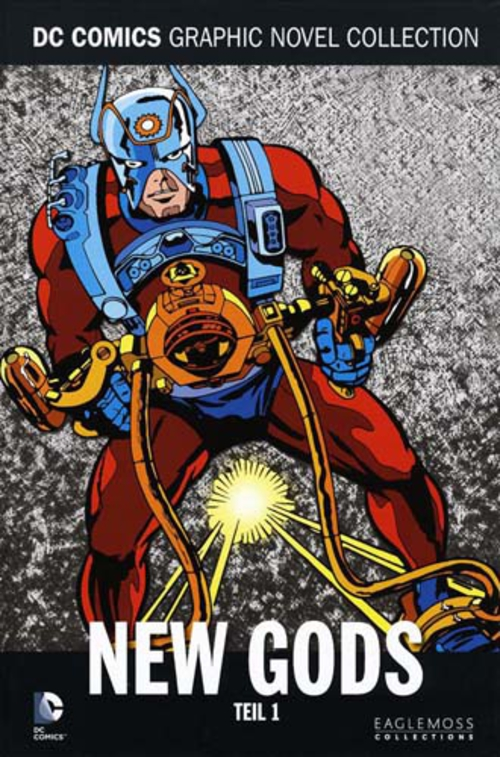 (C) Eaglemoss / DC Comics Graphic Novel Collection 84 / Zum Vergrößern auf das Bild klicken