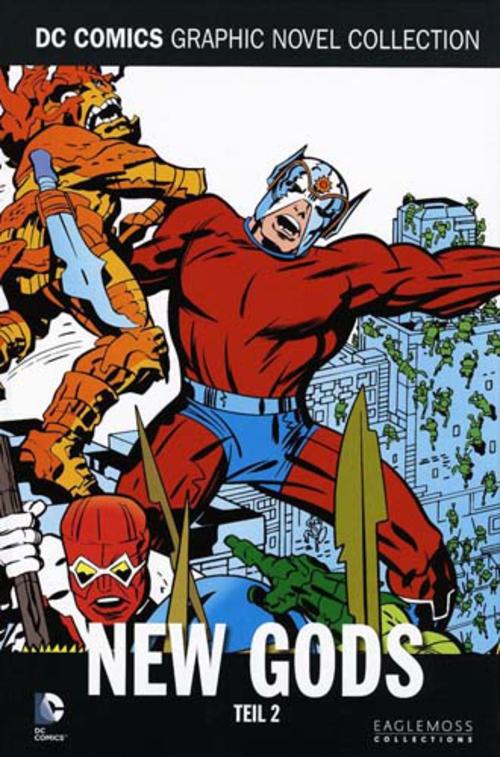 (C) Eaglemoss / DC Comics Graphic Novel Collection 85 / Zum Vergrößern auf das Bild klicken