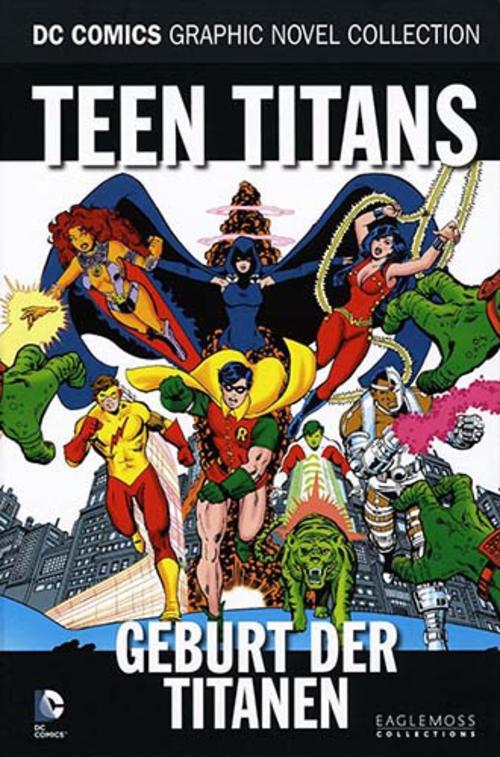 (C) Eaglemoss / DC Comics Graphic Novel Collection 86 / Zum Vergrößern auf das Bild klicken