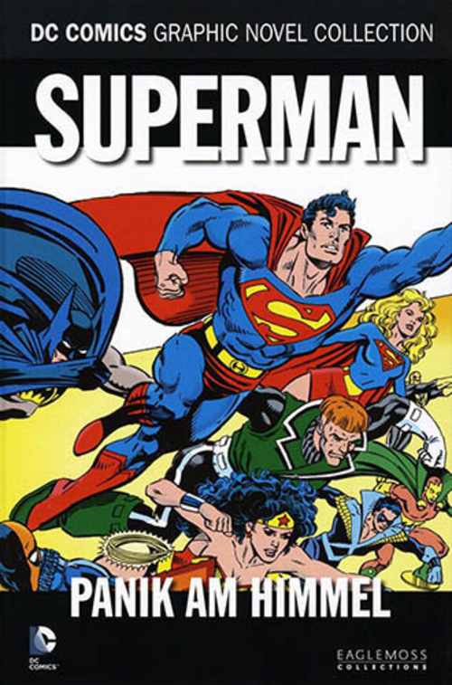 (C) Eaglemoss / DC Comics Graphic Novel Collection 87 / Zum Vergrößern auf das Bild klicken
