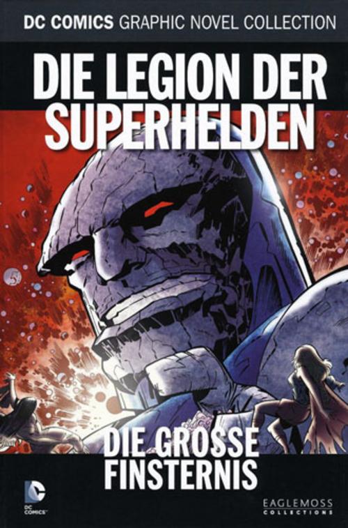 (C) Eaglemoss / DC Comics Graphic Novel Collection 88 / Zum Vergrößern auf das Bild klicken