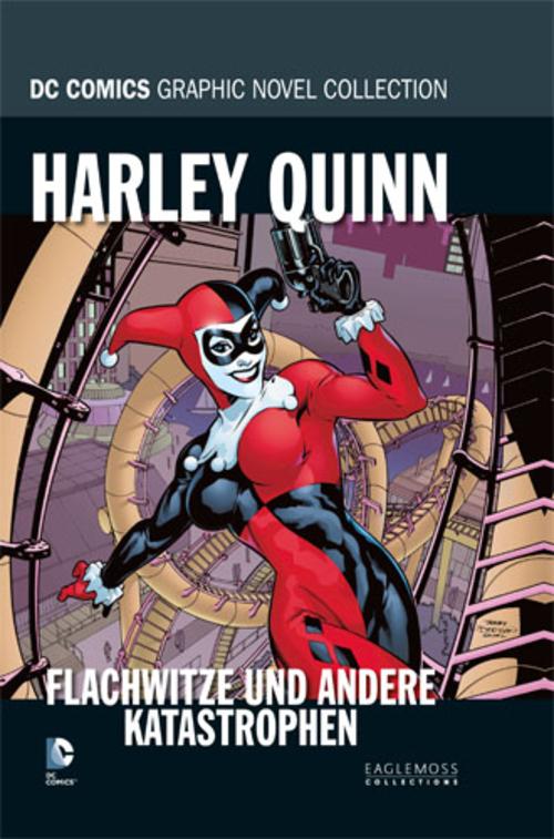 (C) Eaglemoss / DC Comics Graphic Novel Collection 9 / Zum Vergrößern auf das Bild klicken