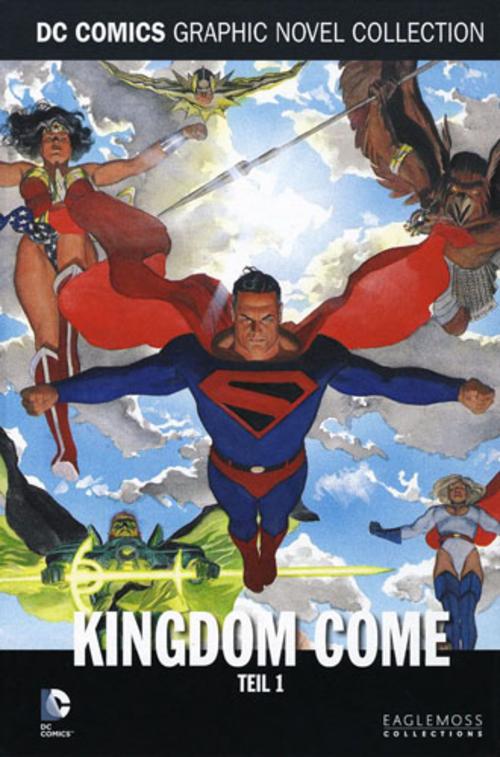 (C) Eaglemoss / DC Comics Graphic Novel Collection 90 / Zum Vergrößern auf das Bild klicken