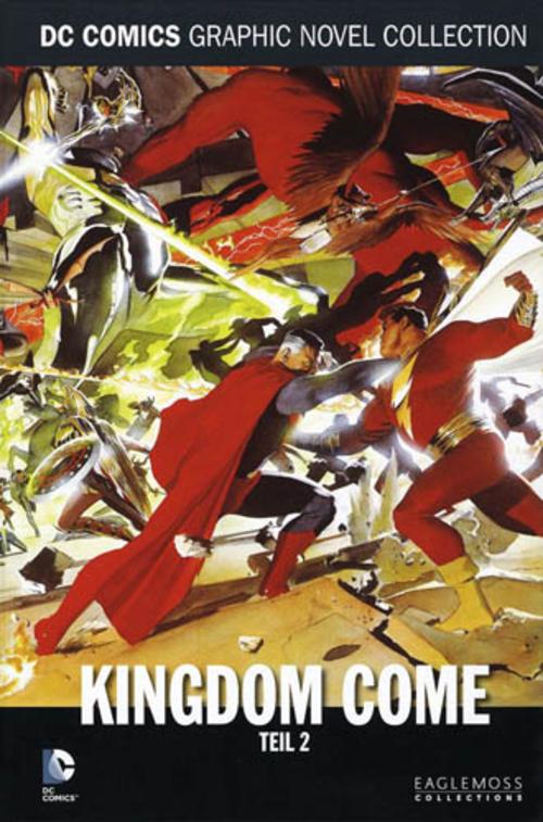 (C) Eaglemoss / DC Comics Graphic Novel Collection 91 / Zum Vergrößern auf das Bild klicken