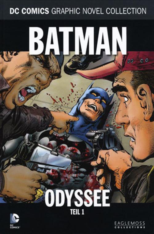 (C) Eaglemoss / DC Comics Graphic Novel Collection 92 / Zum Vergrößern auf das Bild klicken