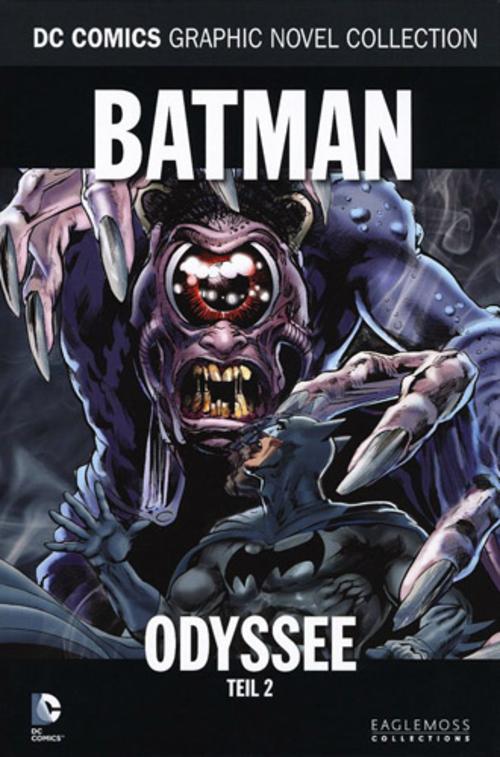 (C) Eaglemoss / DC Comics Graphic Novel Collection 93 / Zum Vergrößern auf das Bild klicken