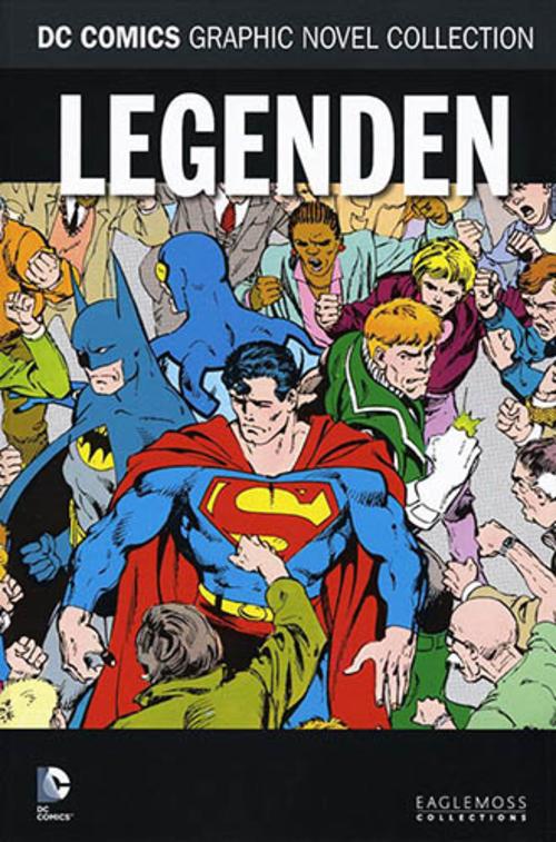 (C) Eaglemoss / DC Comics Graphic Novel Collection 94 / Zum Vergrößern auf das Bild klicken
