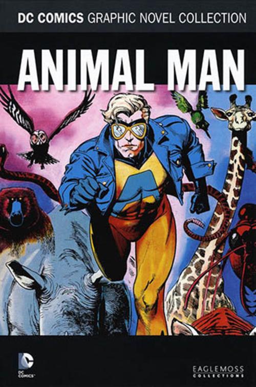 (C) Eaglemoss / DC Comics Graphic Novel Collection 95 / Zum Vergrößern auf das Bild klicken