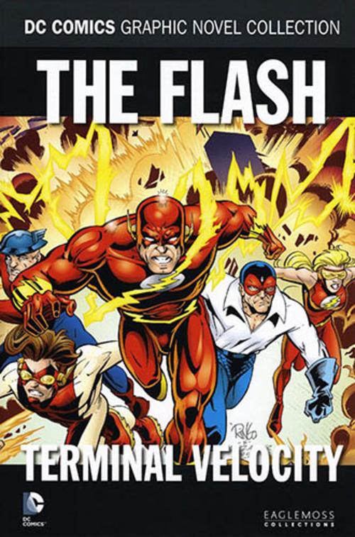 (C) Eaglemoss / DC Comics Graphic Novel Collection 96 / Zum Vergrößern auf das Bild klicken