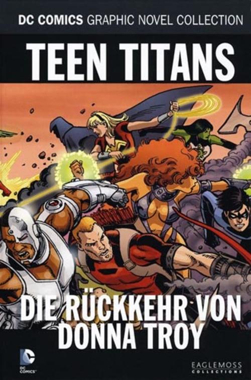 (C) Eaglemoss / DC Comics Graphic Novel Collection 97 / Zum Vergrößern auf das Bild klicken