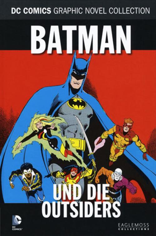 (C) Eaglemoss / DC Comics Graphic Novel Collection 98 / Zum Vergrößern auf das Bild klicken