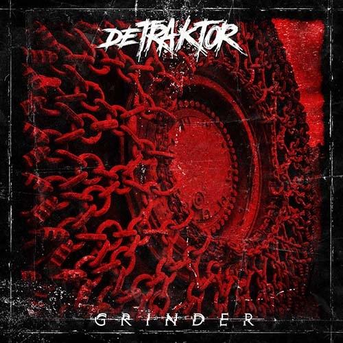 (C) Violent Creek Records / DETRAKTOR: Grinder / Zum Vergrößern auf das Bild klicken