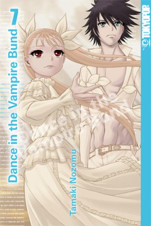 (C) Tokyopop / Dance in the Vampire Bund 7 / Zum Vergrößern auf das Bild klicken