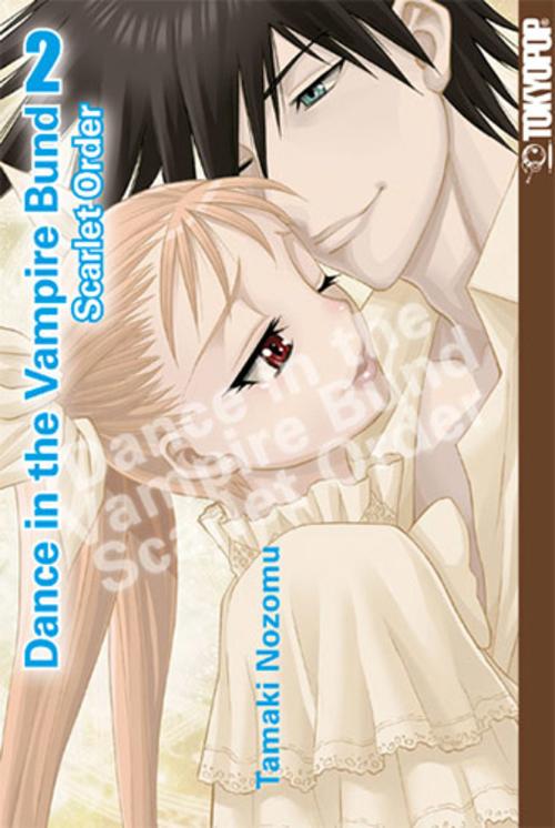 (C) Tokyopop / Dance in the Vampire Bund - Scarlet Order 2 / Zum Vergrößern auf das Bild klicken