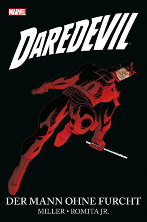 (C) Panini Comics / Daredevil: Der Mann ohne Furcht / Zum Vergrößern auf das Bild klicken
