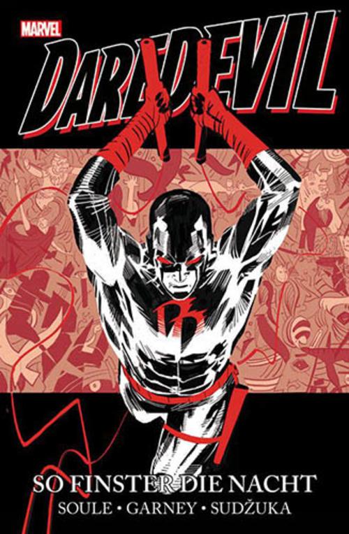 (C) Panini Comics / Daredevil - So finster die Nacht / Zum Vergrößern auf das Bild klicken
