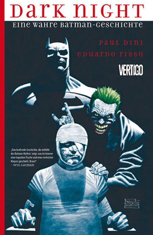 (C) Panini Comics / Dark Night - Eine wahre Batman-Geschichte / Zum Vergrößern auf das Bild klicken