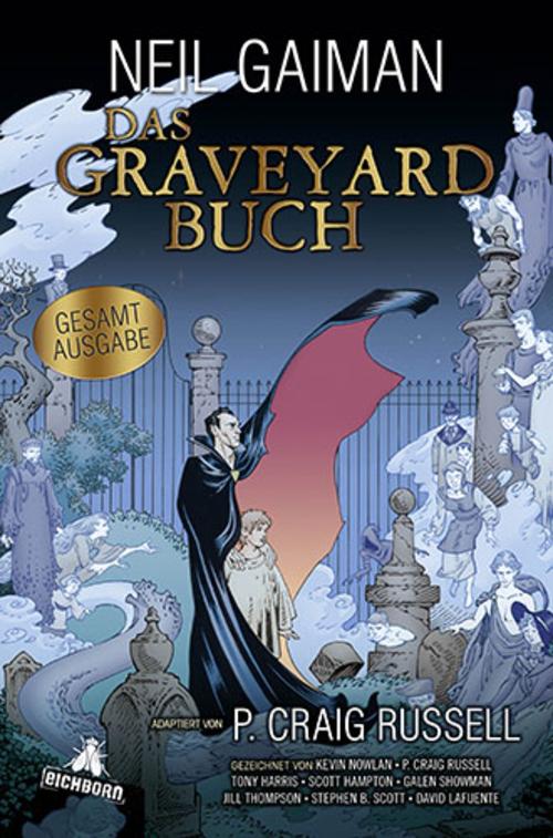 (C) Eichborn Verlag / Das Graveyard-Buch / Zum Vergrößern auf das Bild klicken
