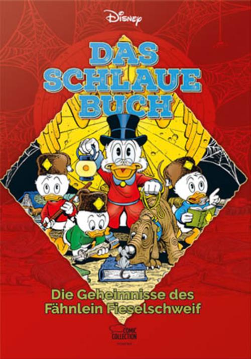(C) Egmont Comic Collection / Das Schlaue Buch - Die Geheimnisse des Fähnlein Fieselschweif / Zum Vergrößern auf das Bild klicken
