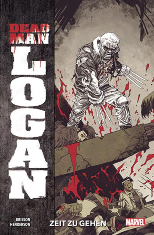 (C) Panini Comics / Dead Man Logan 1 / Zum Vergrößern auf das Bild klicken