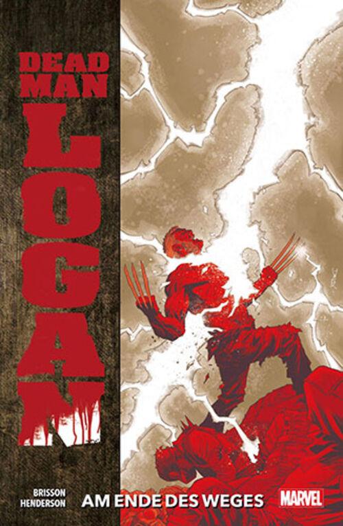 (C) Panini Comics / Dead Man Logan 2 / Zum Vergrößern auf das Bild klicken