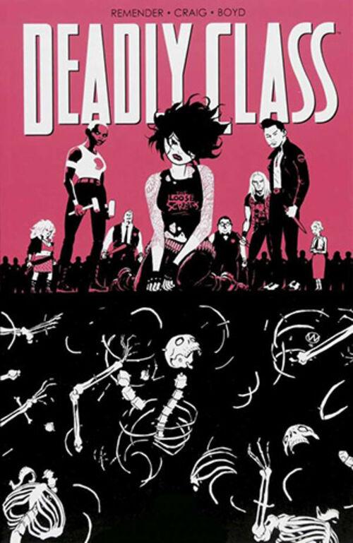 (C) Cross Cult Verlag / Deadly Class 5 / Zum Vergrößern auf das Bild klicken