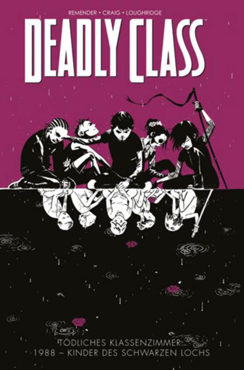 (C) Panini Comics / Deadly Class - Tödliches Klassenzimmer 2 / Zum Vergrößern auf das Bild klicken