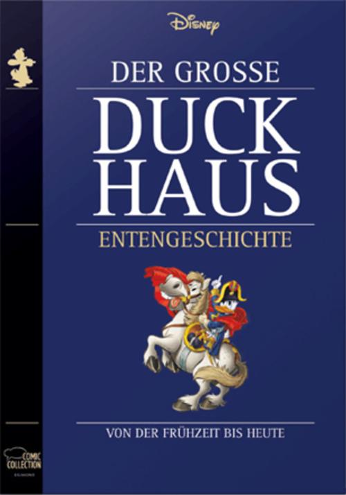 (C) Egmont Comic Collection / Der Große Duckhaus – Entengeschichte / Zum Vergrößern auf das Bild klicken