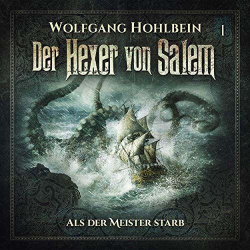 (C) Lindenblatt Records / Der Hexer von Salem 1 / Zum Vergrößern auf das Bild klicken