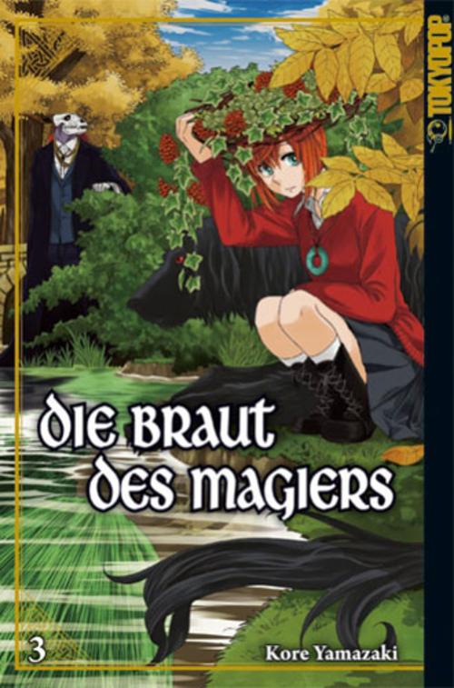 (C) Tokyopop / Die Braut des Magiers 3 / Zum Vergrößern auf das Bild klicken