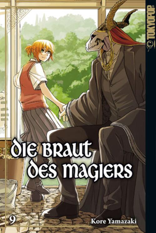 (C) Tokyopop / Die Braut des Magiers 9 / Zum Vergrößern auf das Bild klicken