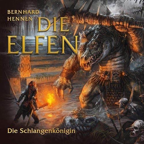 (C) Zaubermond Audio / Die Elfen: Die Schlangenkönigin / Zum Vergrößern auf das Bild klicken