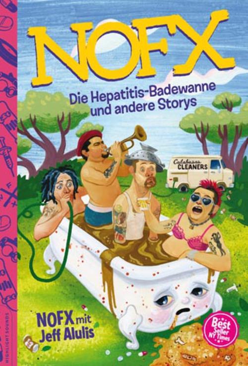 (C) Edel / Die Hepatits-Badewanne / Zum Vergrößern auf das Bild klicken