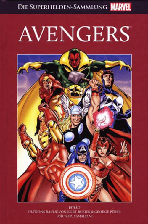 (C) Hachette / Die Marvel-Superhelden-Sammlung 1 / Zum Vergrößern auf das Bild klicken