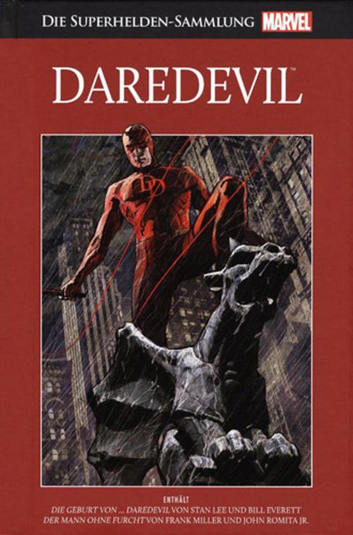 (C) Hachette / Die Marvel-Superhelden-Sammlung 10 / Zum Vergrößern auf das Bild klicken