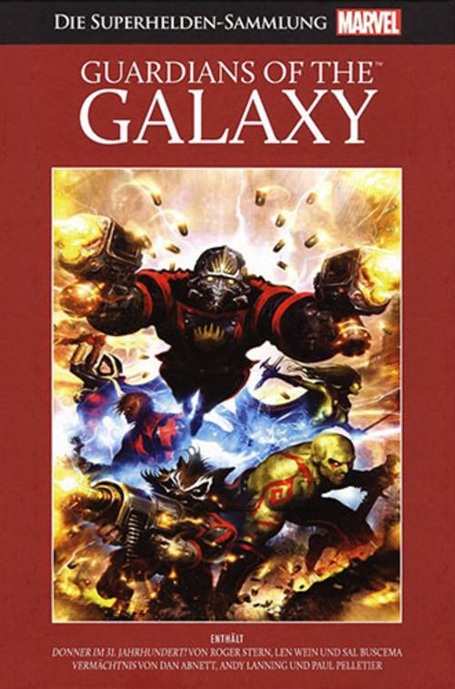 (C) Hachette / Die Marvel-Superhelden-Sammlung 11 / Zum Vergrößern auf das Bild klicken