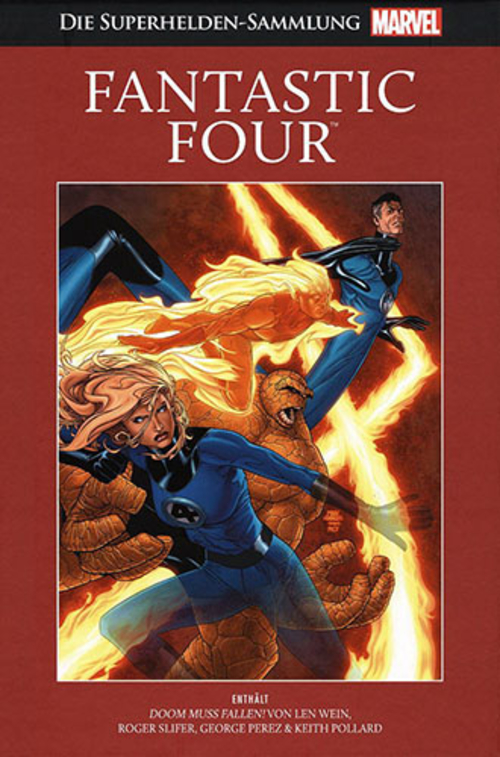 (C) Hachette / Die Marvel-Superhelden-Sammlung 12 / Zum Vergrößern auf das Bild klicken
