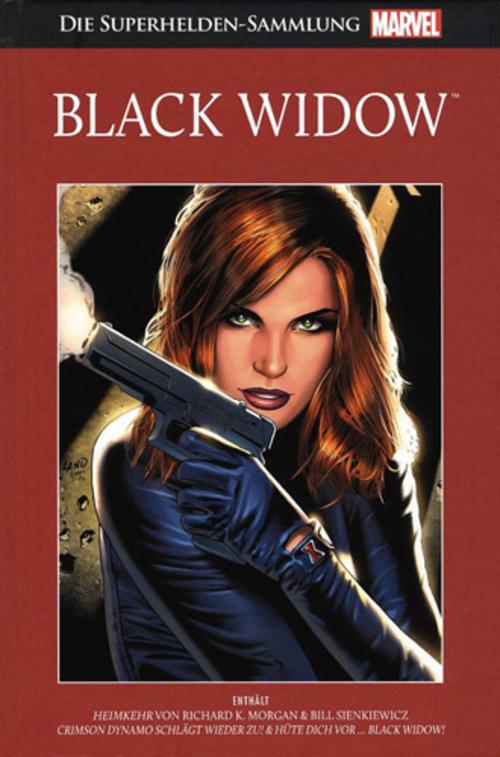 (C) Hachette / Die Marvel-Superhelden-Sammlung 13 / Zum Vergrößern auf das Bild klicken