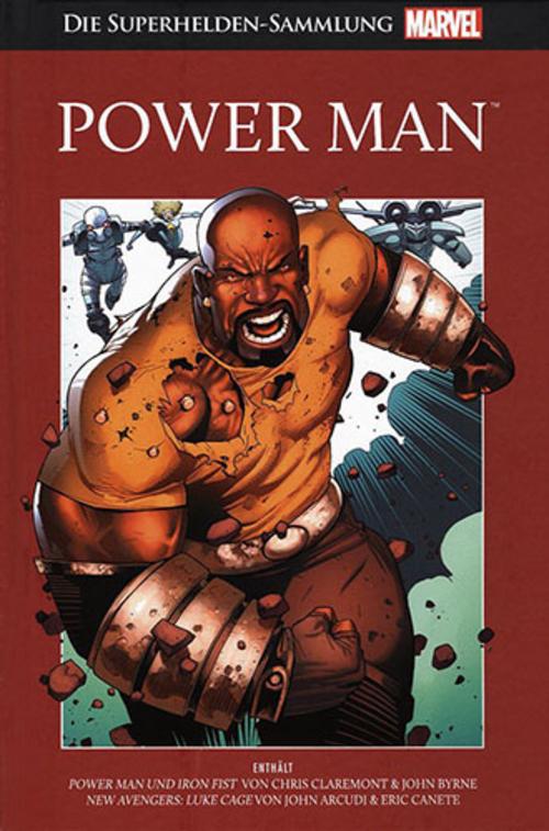 (C) Hachette / Die Marvel-Superhelden-Sammlung 14 / Zum Vergrößern auf das Bild klicken