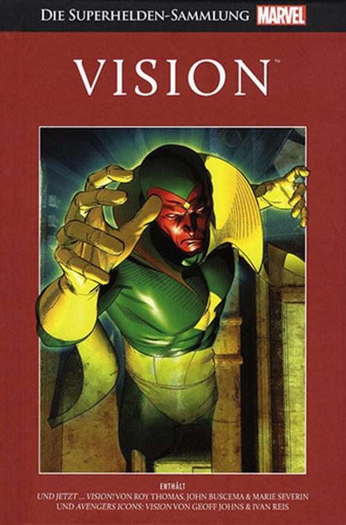 (C) Hachette / Die Marvel-Superhelden-Sammlung 16 / Zum Vergrößern auf das Bild klicken