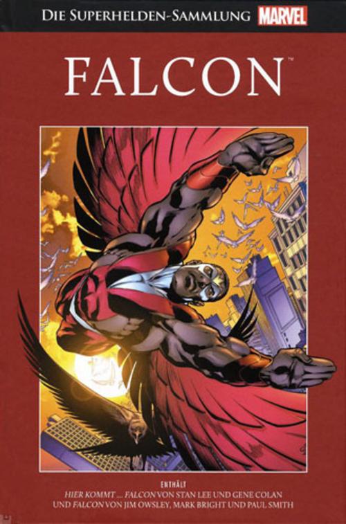 (C) Hachette / Die Marvel-Superhelden-Sammlung 17 / Zum Vergrößern auf das Bild klicken