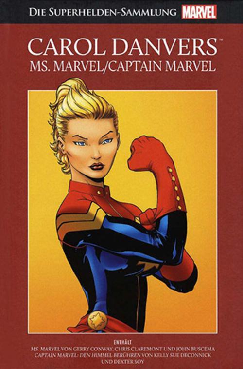 (C) Hachette / Die Marvel-Superhelden-Sammlung 18 / Zum Vergrößern auf das Bild klicken