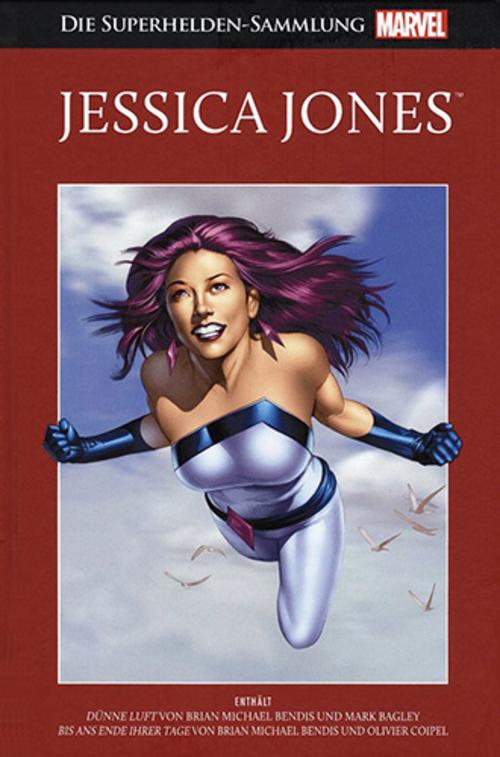 (C) Hachette / Die Marvel-Superhelden-Sammlung 19 / Zum Vergrößern auf das Bild klicken