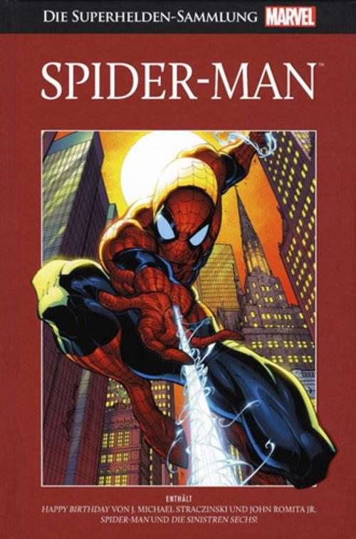 (C) Hachette / Die Marvel-Superhelden-Sammlung 2 / Zum Vergrößern auf das Bild klicken