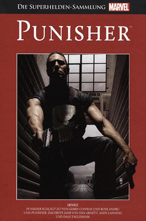 (C) Hachette / Die Marvel-Superhelden-Sammlung 20 / Zum Vergrößern auf das Bild klicken