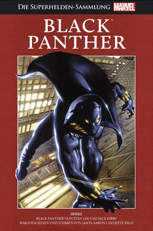 (C) Hachette / Die Marvel-Superhelden-Sammlung 22 / Zum Vergrößern auf das Bild klicken